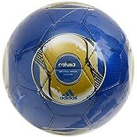 adidas(アディダス) サッカー ボール カフサクラブプロ 5号球 ブルー/ゴールド AF5801BGL 5