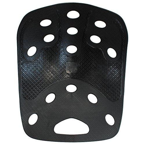 BackJoy(バックジョイ) 骨盤サポートシート テック ジェル レギュラーサイズ ブラック【正規品】 BJTGS009