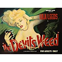 The Devils Weed Reefer Poster Unframed Wall Art Print Poster Home Decor ポスター壁ポスターホームデコ
