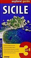 Sicile explore guide + atlas + map 2017