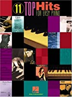 11 Top Hits for Easy Piano