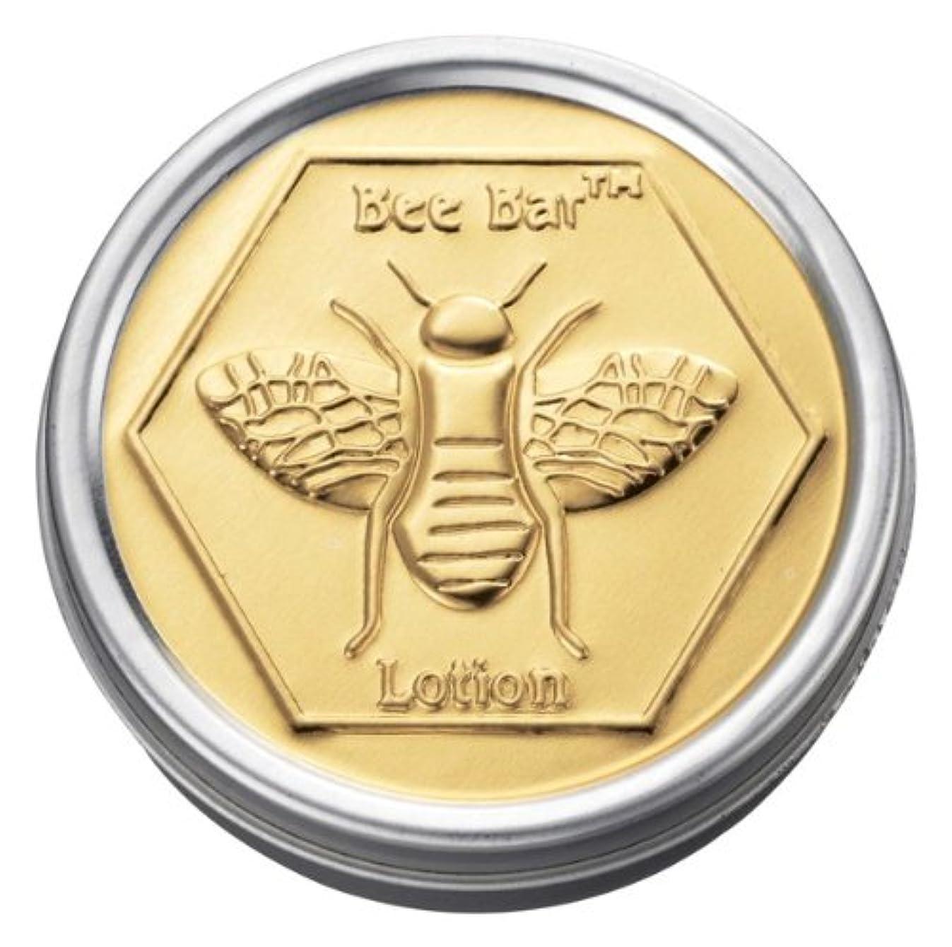 セント細分化する通りBEE BAR LOTION ビーバーローション(バニラ)(トラベルサイズ17g)