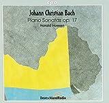 J.C.バッハ:6つのピアノ・ソナタOp.17