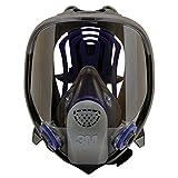 3M 防毒マスク 面体 FF-400J Mサイズ FF-400J M