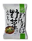 コスモス食品 化学調味料無添加 ねばねば野菜のお味噌汁10.9g×10袋
