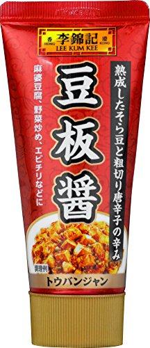 S&B 李錦記 豆板醤(チューブ入り) 85g
