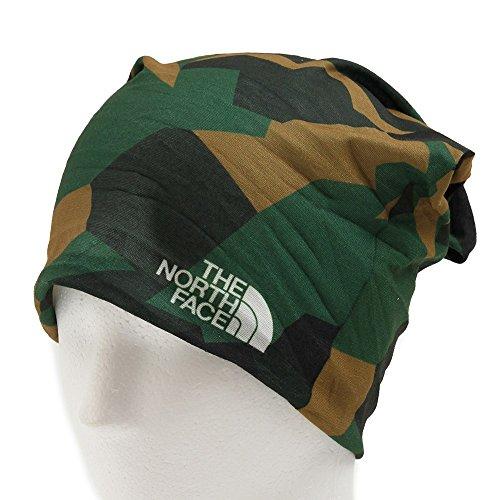 THE NORTH FACE(ノースフェイス) ジプシーカバーイット NN21511 グリーンカモ F