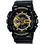 [カシオ]CASIO 腕時計 G-SHOCK ジーショック Black×Gold Series ブラ...