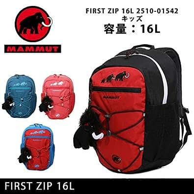 (マムート)MAMMUT リュック FIRST ZIP 16L 2510-01542 キッズ 0575Black-Inferno mmt-095-575BlackInferno