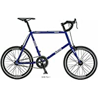 GIOS(ジオス) 2018 FELUCA PISTA(フェルーカ ピスタ)ミニベロバイク20インチ <GIOSブルー>