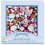 DJECO Wooden Rainbow Beads (DJ09823)