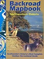 Backroad Mapbooks: Southwestern Ontario (Backroad Map Book)