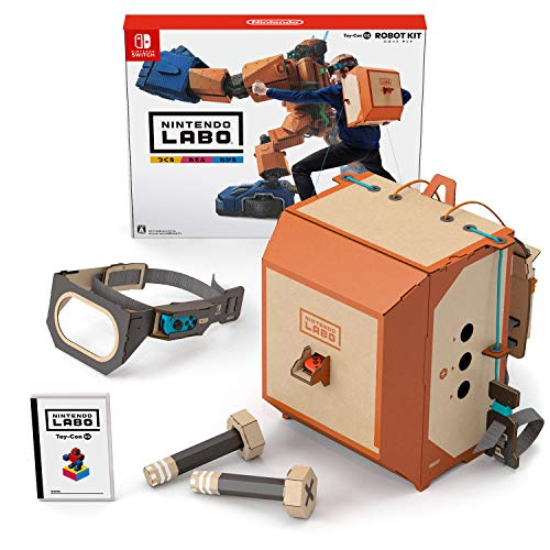 Nintendo Labo (ニンテンドー ラボ) Toy-Con : Robot Kit - Switch