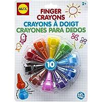 ALEX Toys アーティスト スタジオ クリック可能 フィンガークレヨン