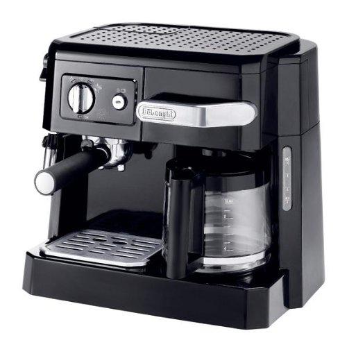 DeLonghi コンビコーヒーメーカー ブラック BCO41...