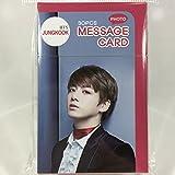 JUNGKOOK (ジョングク - 防弾少年団 (BTS))/フォトメッセージカード30枚セット - Photo Message Card 30pcs(K-POP/韓国製)