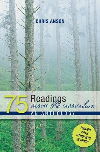 Download 75 Readings Across the Curriculum 0073405760