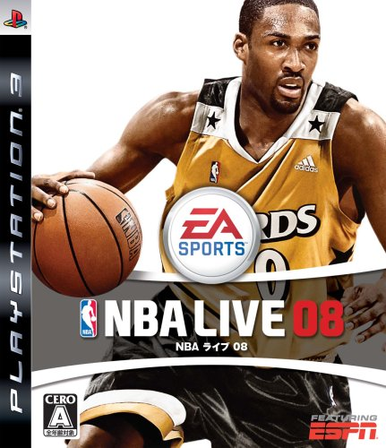 NBAライブ08 - PS3