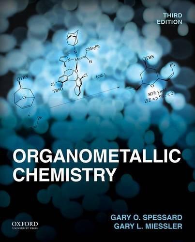 Download Organometallic Chemistry 0199342679