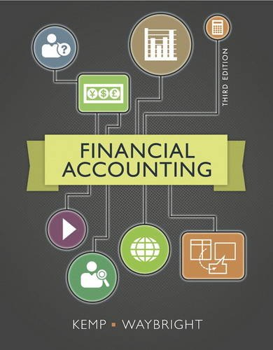 Download Financial Accounting (3rd Edition) 0133427889