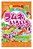 春日井製菓 ラムネいろいろ 87g×12袋