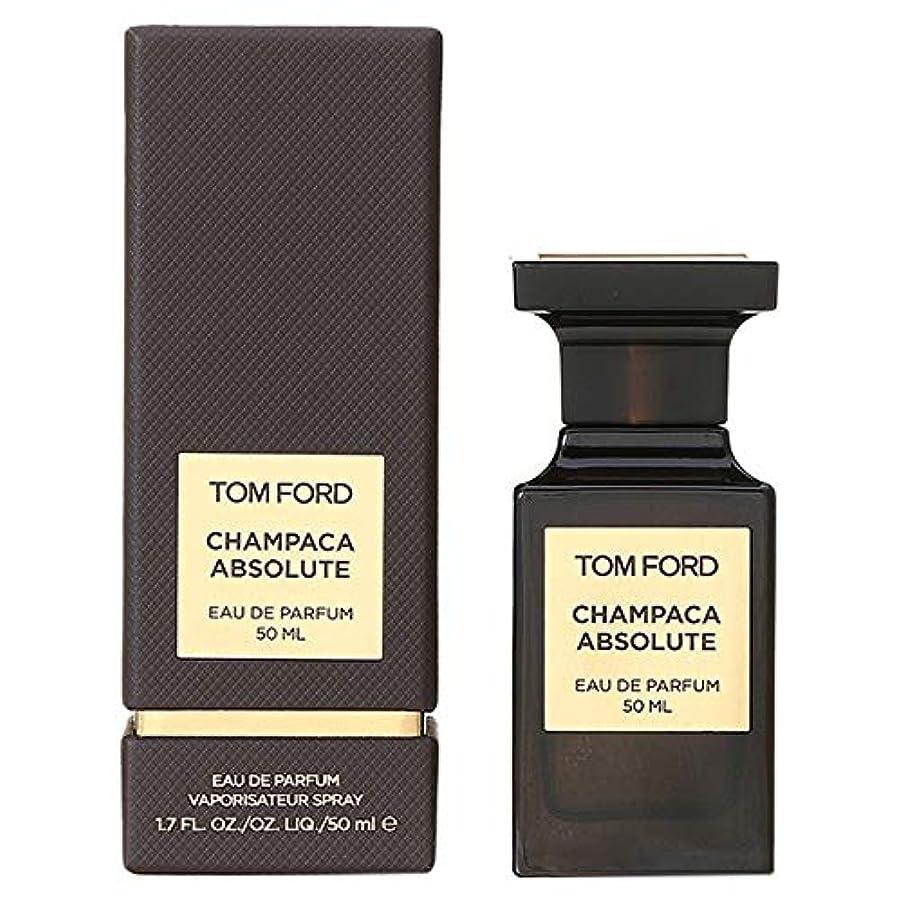 あなたが良くなりますアジア人二週間トム フォード ビューティ TOM FORD BEAUTY チャンパカ アブソルート オード パルファム スプレィ EDP 50mL 【並行輸入品】