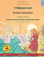 Villijoutsenet (suomi – puola): Kaksikielinen lastenkirja perustuen Hans Christian Andersenin satuun, mukana aeaenikirja ladattavaksi