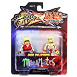 Street Fighter X Tekken Minimates Figure 2 Pack Ken vs Steve ストリートファイター X TEKKEN-鉄拳-