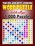 The big and best-looking word puzzle book for all ages: 1,000 Puzzles