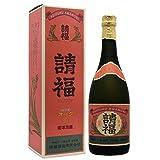 泡盛 10年古酒 100%オーク 30度 720ml 請福酒造(有)
