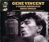 6 Classic Albums Plus Bonus Singles [Audio CD] Gene Vincent by Gene Vincent (2011-07-05)