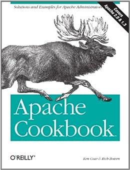 [Bowen, Rich, Coar, Ken]のApache Cookbook