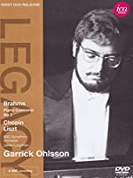 Garrick Ohlsson Plays Brahms Chopin Liszt [DVD] [Import]