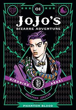 JoJo's Bizarre Adventure: Part 1--Phantom Blood, Vol. 1の書影