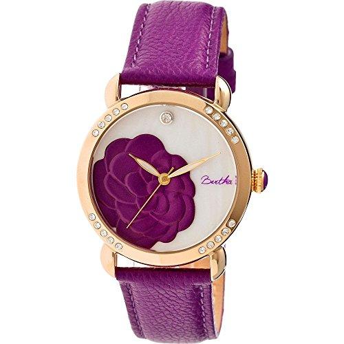 (ベルサウォッチズ) Bertha Watches レディース 腕時計 Daphne Watch [並行輸入品]