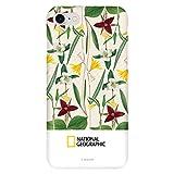 National Geographic iPhone 8 ケース / iPhone7 ケース Flower Frame Style Case Slim Fit グリーン(ナショナル ジオグラフィック フラワーフレームスタイルケース スリムフィット)アイフォン カバー 4.7インチ【日本正規代理店品】 NG13024i8