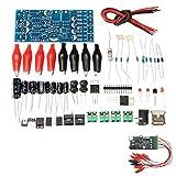 ランフィー DIY USBリニア電圧レギュレータマルチチャンネル出力電源キット ステップ アップデュアル電源