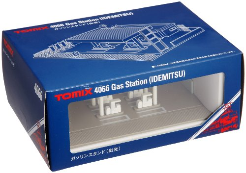 TOMIX Nゲージ 4066 ガソリンスタンド (出光)