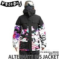 VOLCOM(ボルコム) メンズ ウェア 17-18 ALTERNATE INS JACKET ジャケット [並行輸入品]