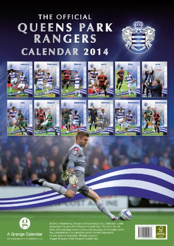 Official QPR 2014 Calendar (Calendars 2014)