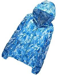 chenshiba-JP 男性のスポーツカジュアルプリント薄ヒップポップロングスリーブジャケットファッション
