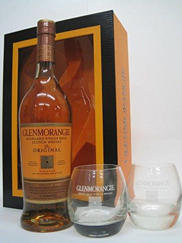 [グラス2個付き] グレンモーレンジ オリジナル (10年) 40度 700...