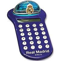 Real MadridユニセックスフローティングCrest電卓、multi-colour by Real。マドリード