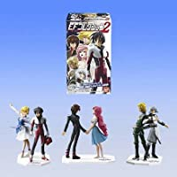 Mobile Suit Gundam SEED DESTINY EF Collection 2 whole set of 6