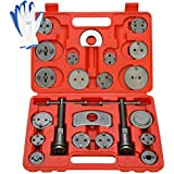 8milelake professional Brake Caliper Wind Back Tool 22Piece Kit Disc Brake Caliper Tool