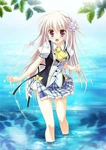 1/2 summer+(ワンサイド・サマー プラス)限定版 予約特典:「グラフィグ」ペーパートイ: 久遠寺 澄空付 - PSP