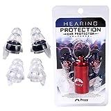 Procy(プロシー) 耳栓 ライブ用イヤープロテクター EP-1 (レッド)