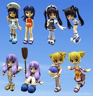 ゲームキャラクターズコレクション スカッとゴルフ パンヤ (BOX)