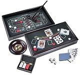 ChampionshipカジノデラックスCraps、レット、ブラックジャックとテーブルゲームセット