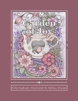Garden of Joy: Coloringbook [並行輸入品]